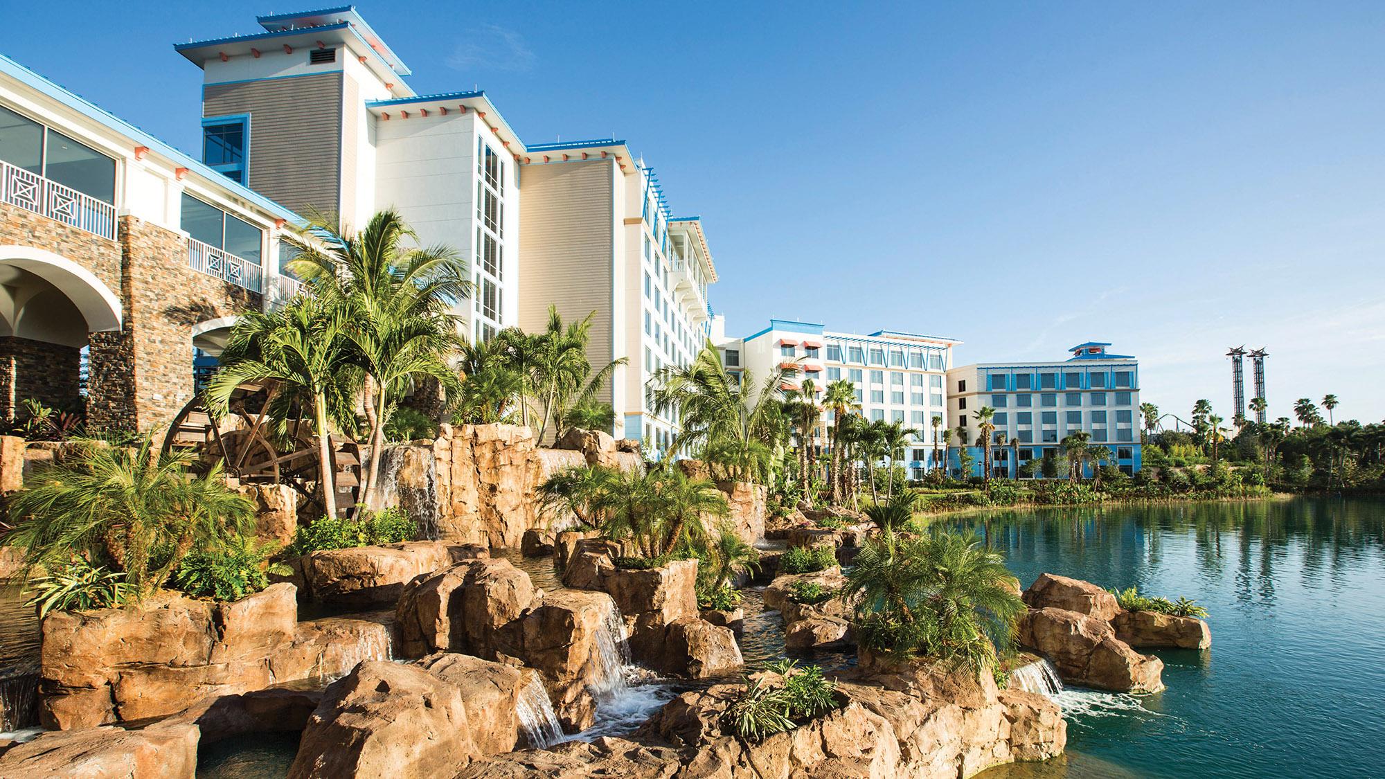 Caribbean Elegance Universal Orlando Hotel Travel Weekly