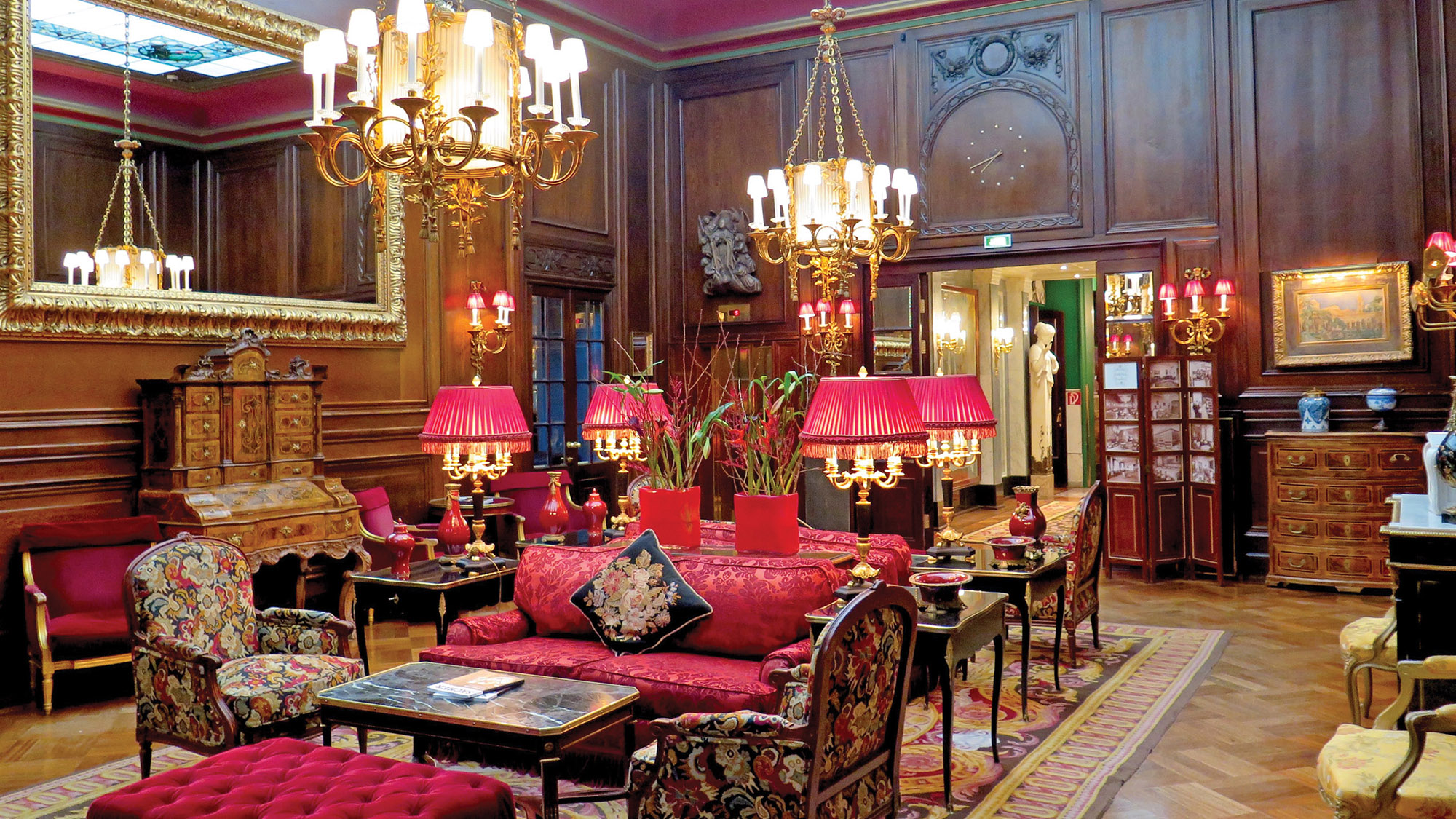 Viennas Hotel Sacher Slice of the sweet life Travel Weekly