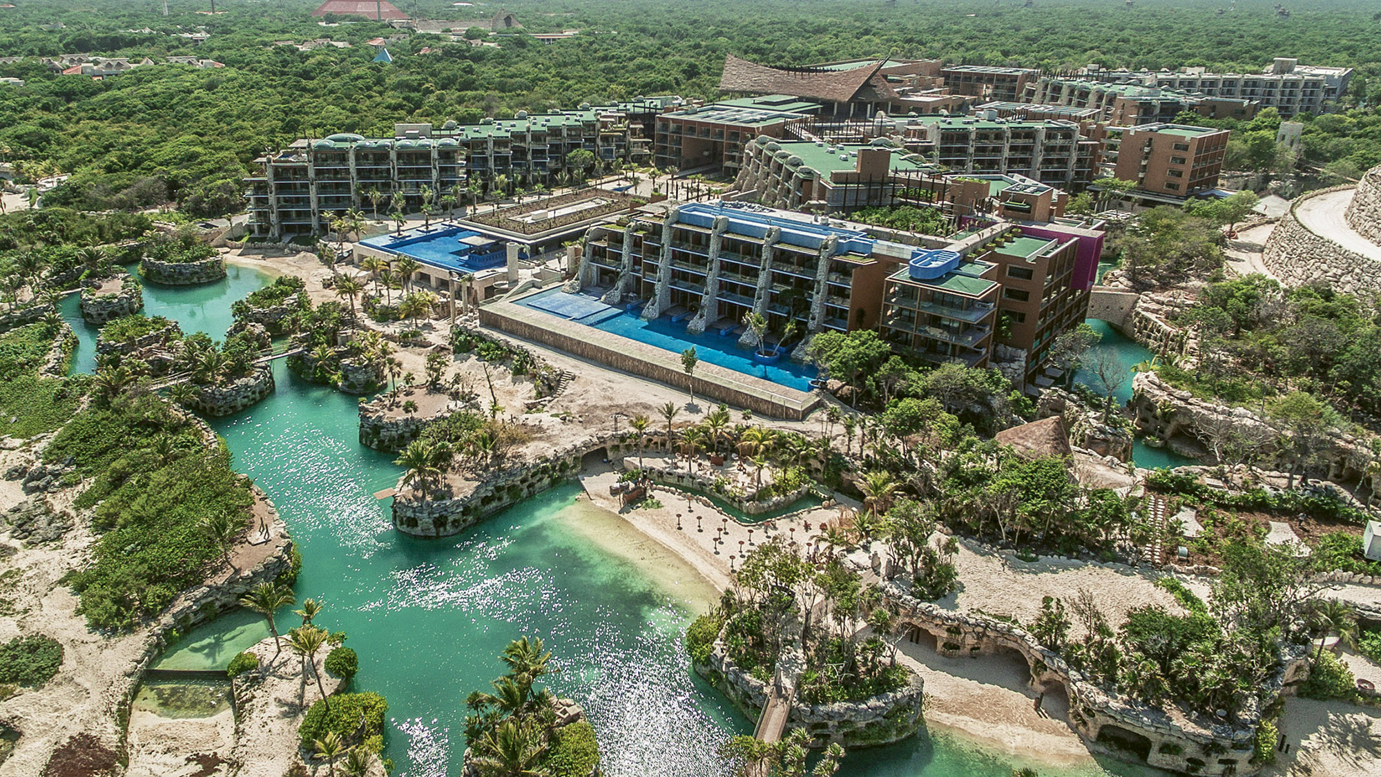 Riviera Maya Empire Expands With Hotel Xcaret Mexico