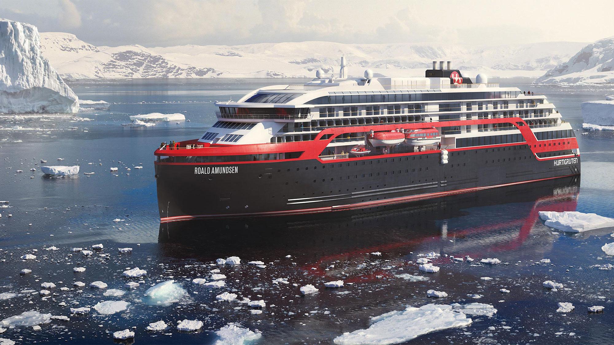 Hurtigruten To Use Hybrid Ships To Cut Emissions Travel