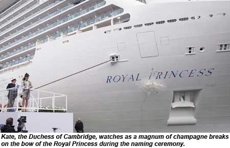 Kate Middleton Names the Royal Princess