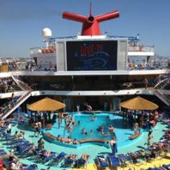 Carnival Cruise Ship Diagram Water Cycle With Questions Plan To Police Deck Chairs Receives A Round Of Applause Online