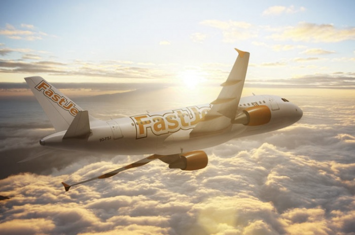 fastjet travel wide flights