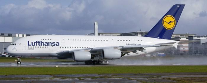 Lufthansa Flights to Nairobi