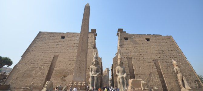 There is no life without Luxor Places