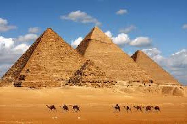 travel to Pyramids