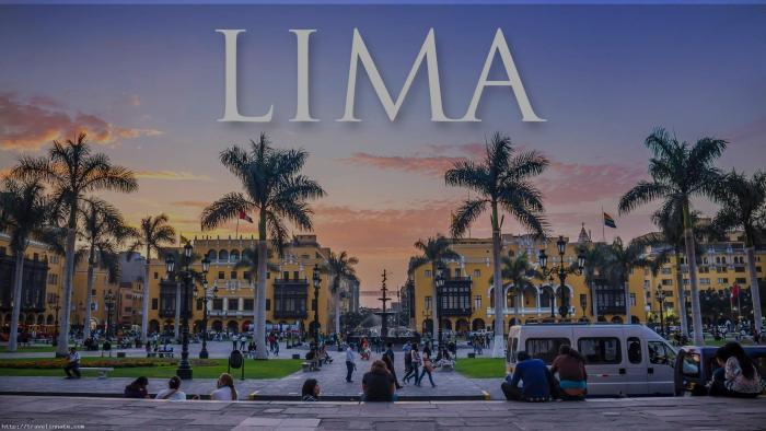 flights to Lima