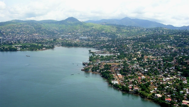 Flights to Freetown