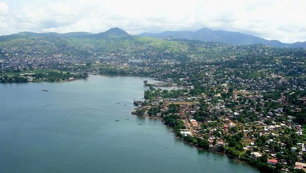 Flights to Freetown