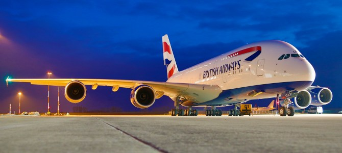 Travel With British Airways