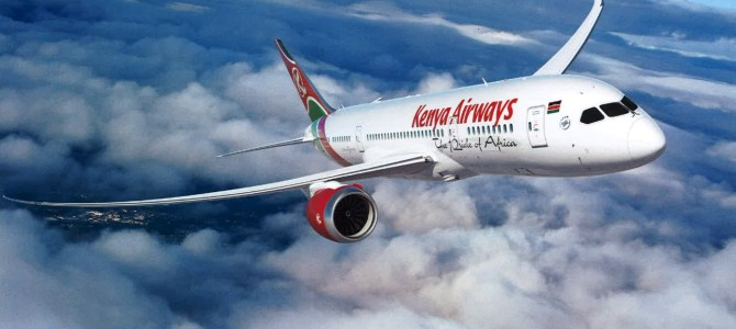 A Delightful Journey with Kenya Airways