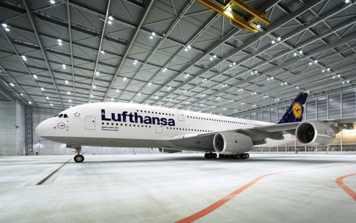 lufthansa travel wide flights