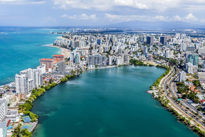 Puerto Rico Travel Wide Flights
