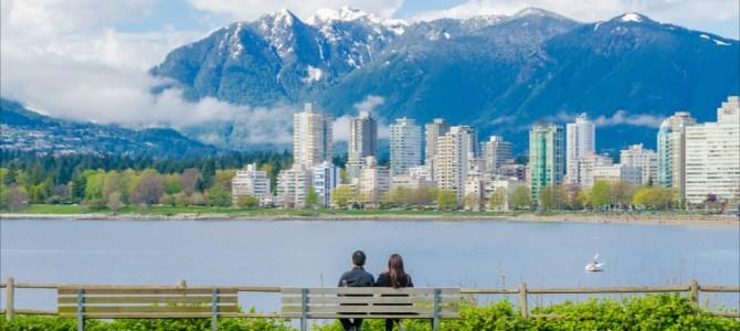 Hot Spot Cities of Canada