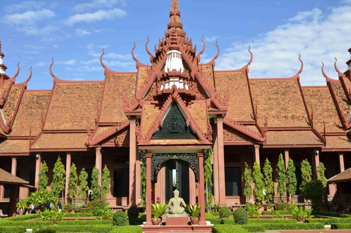 phonem penh tourism