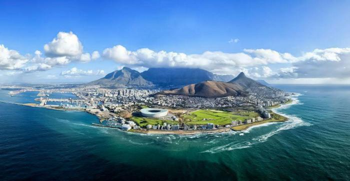 Cape Town Travel Wide Flights
