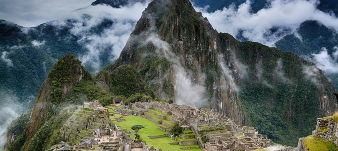 The Top Ancient Sites in The World