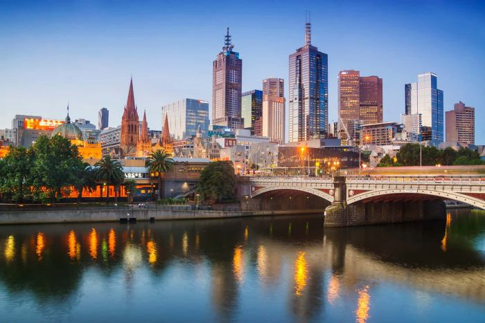 Melbourne Travel Wide Flights