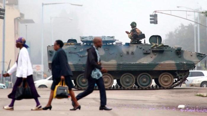 zimbabwe militray take over, zimbabwe marshallaw, zimbabwe news, Government and Politics, grace mugabe, robert mugabe, World Politics, Unrest, Conflict and War, zimbabwe seized control , Zimbabweans, Zimbabwe emergency, control of Zimbabwe, Zimbabwe News,