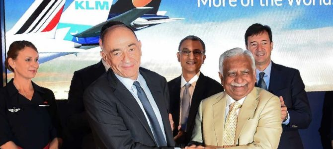 Air France-KLM extends India reach with Jet Airways