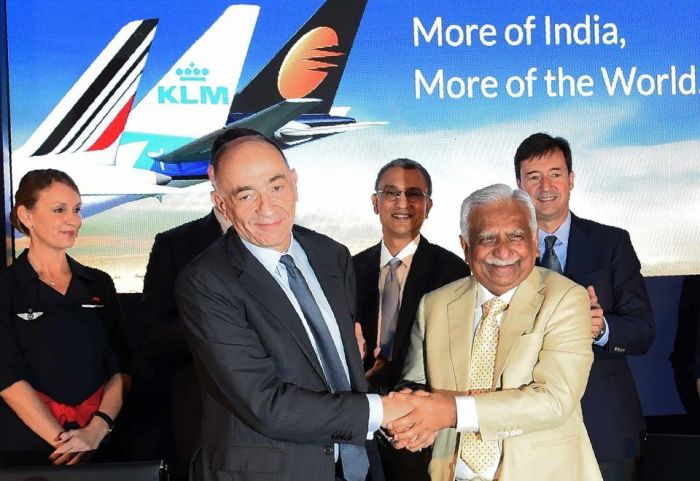 Air France, air france klm jet airways, Air France-KLM and Jet Airways joint venture, Air France-KLM and Jet Airways joint venture 2017, Air France-KLM and Jet Airways to enter into joint venture, aviation, aviation news, aviation news India, direct flights from India to Amsterdam, direct flights India Europe, direct flights India to Paris, growth in india aviation sector, India aviation sector, India France connectivity, Jet Airways, KLM, new flights India, air france united kingdomair france klm , jet airways, air france klm jet airways partnership, air france klm jet airways, AIR FRANCE-KLM,JET AIRWAYS INDIA LTD,India,Europe,VIRGIN ATLANTIC AIRWAYS,DELTA AIR LINES INC,ETIHAD AIRWAYS,Aviation,Abu Dhabi,Cities,