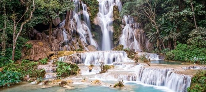 Laos : An Inland Nation In SouthEast Asia