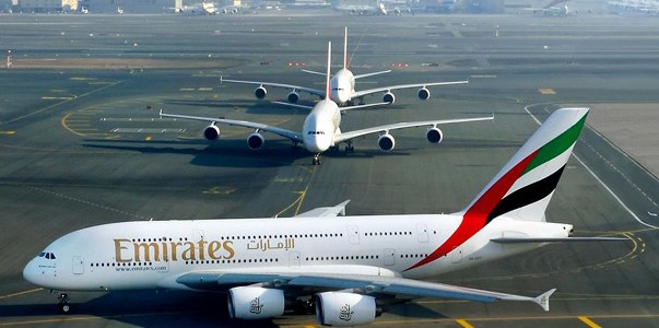 Emirates Sign $16 Billion Deal For A380 Superjumbo