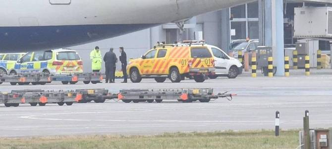 Worker Dies After Vehicle Crash At London Heathrow Airport
