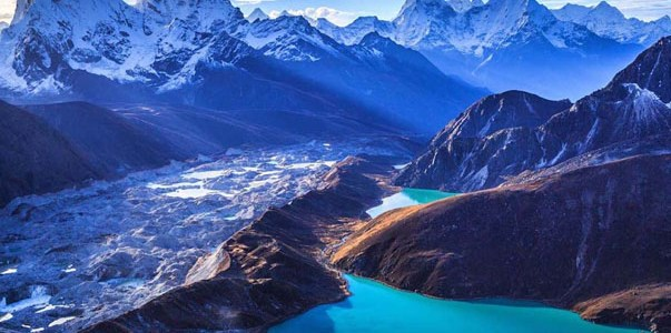 Top 4 Amazing Natural Wonders In Asia