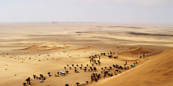 Largest and Beautiful Deserts In Africa