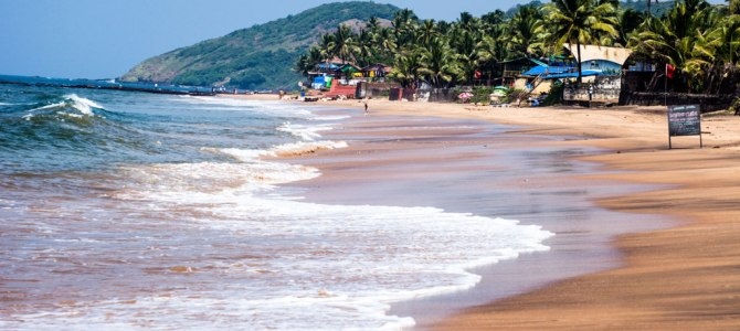 Tourism Places Of Goa