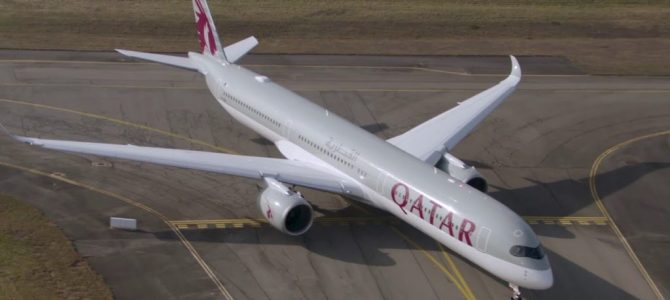 Qatar Airways Deploys Airbus A380 To Edinburgh