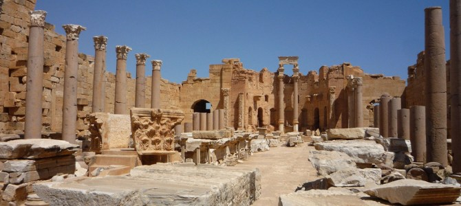 Historical Sites To Visit In Libya