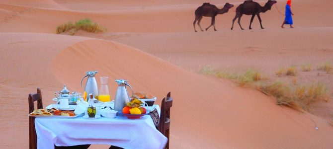 Beautiful Travel Attraction To Visit In Merzouga