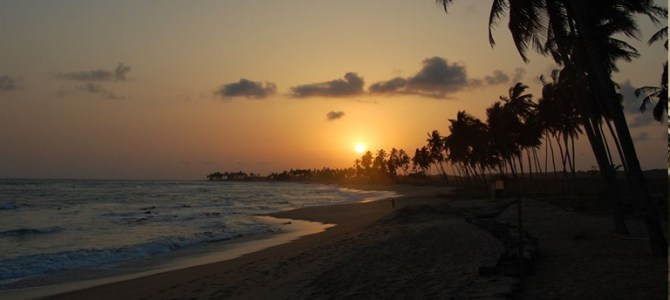 Travel to Accra