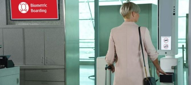 Emirates set to launch world's first 'Biometric Path