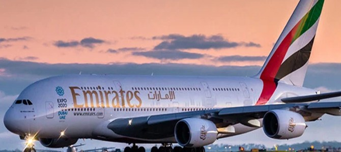 Emirates offers discounted fares to 20 global destinations
