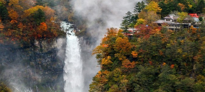 Seeing it all in Nikko