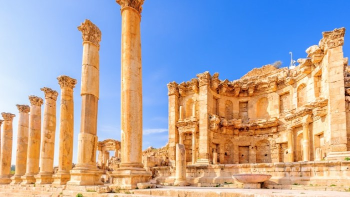 Cheapest Flights to Amman Jordan , Cheap Flights to Amman Jordan , Bargain Fares to Amman Jordan , Last Minute Flights to Amman Jordan , Holidays Flights to Amman Jordan , Business Class Flights to Amman , Explore the Roman Ruins in Jerash , Mansaf , cuisine , tourists , Roman Ruins in Jerash , Float in the Dead Sea , Arabia ,