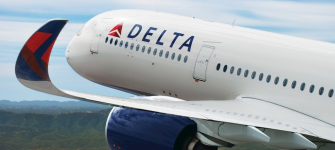 Delta Air Lines announces its first quarter 2019 profit