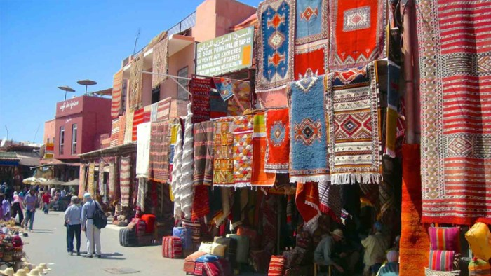 Marrakech, The Red City of Morocco, TravelWideFlights