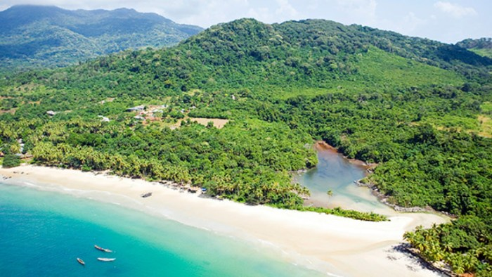 Relax on some of the most stunning beaches, Beautiful beach in Sierra Leone, TravelWideFlights