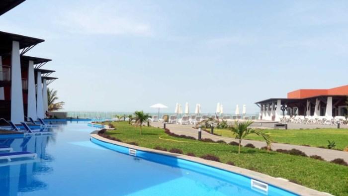 african princess beach hotel gambia, TravelWideFlights