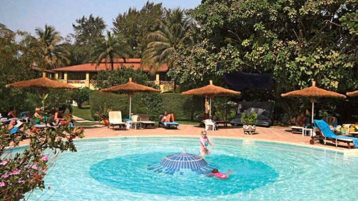the kairaba hotel gambia, TravelWideFlights