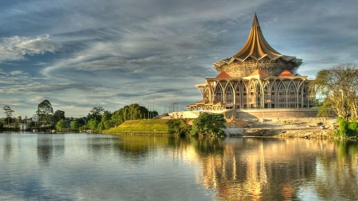 Beautiful Kuching, Malaysia, TravelWideFlights