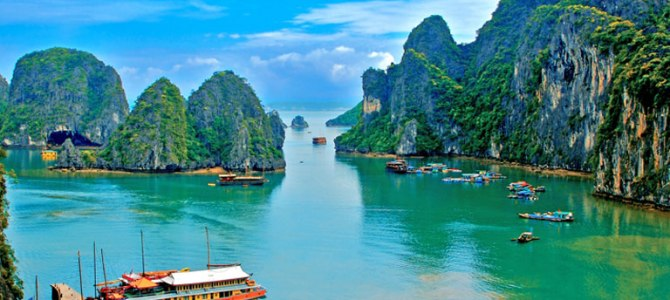 Beautiful Places To Visit In Vietnam