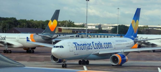 UK Thomas Cook Collapse left 150000 Passengers With No Help