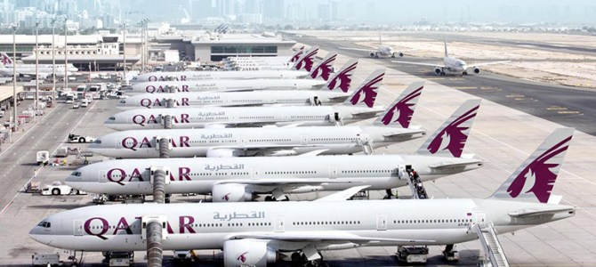 Qatar Airways Will Take Delivery Of Over 40 New Aircraft Next Year