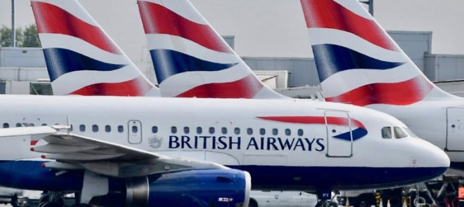 British Airways Flights Hit By Computer Glitch