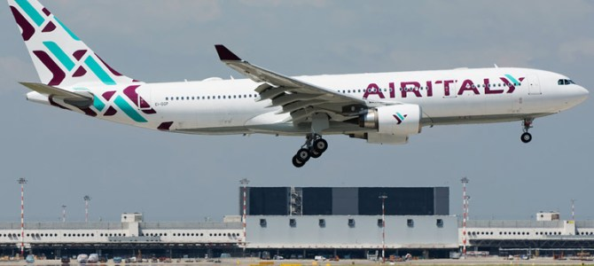 Air Italy Will Cease Operations From February 2020